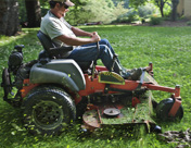Commercial - Lawn Mowing